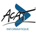 Acat informatique logo entreprise