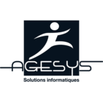 Agesys solutions informatiques logo