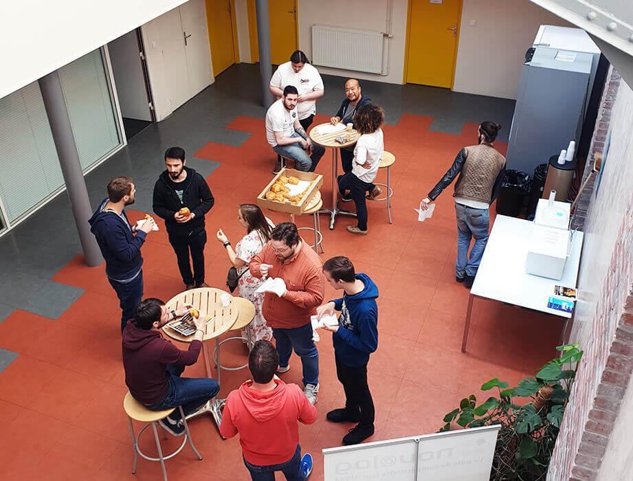 Formation développeur web au campus du Havre