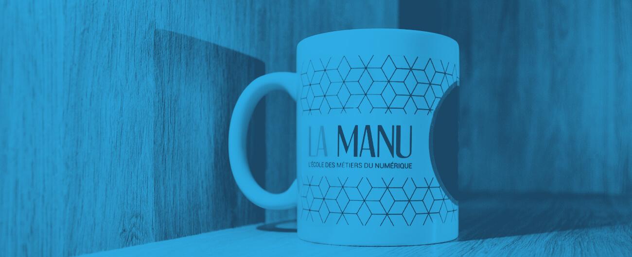 campus café formation numérique La Manu