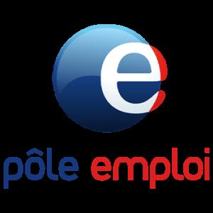 Logo Pôle emploi partenaire formation La Manu