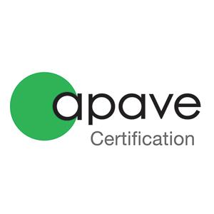 Apave certification logo formation La Manu