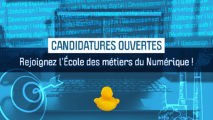 Formation développeur marketing La Manu