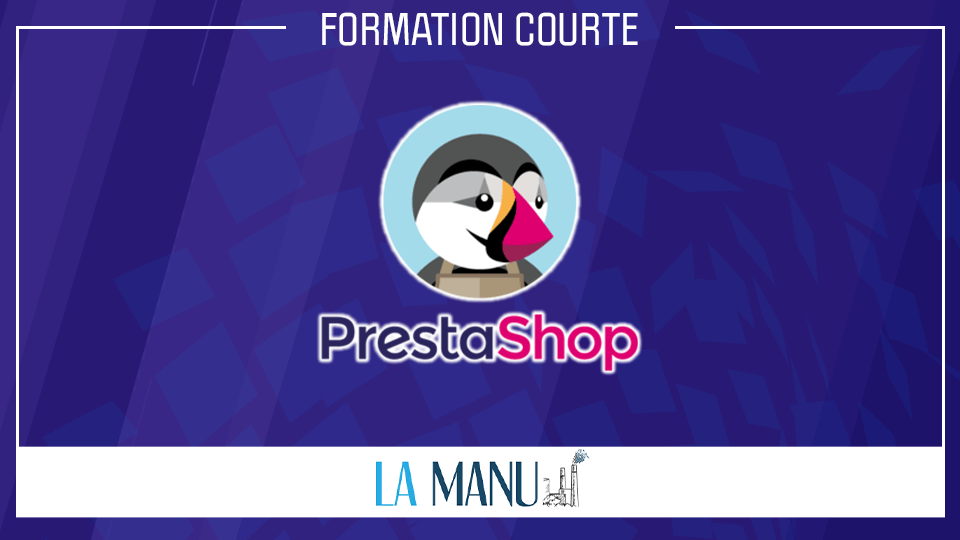 Formation Prestashop e-commerce