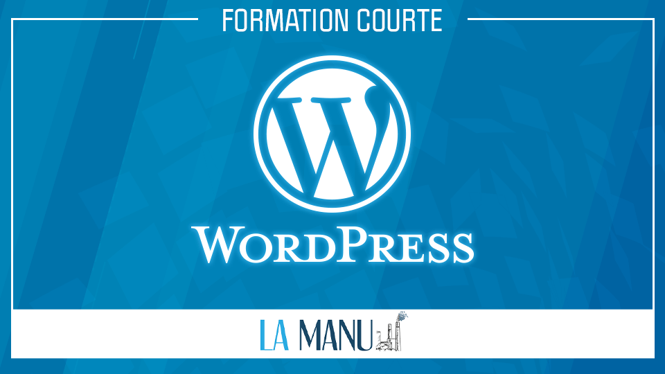 Formation Wordpress CMS