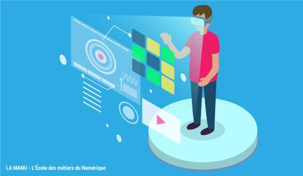 Réalité augmentée en développement web