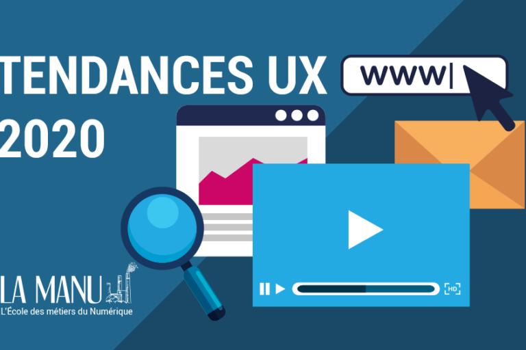 Tendances 2020 de l'expérience utilisateur UX