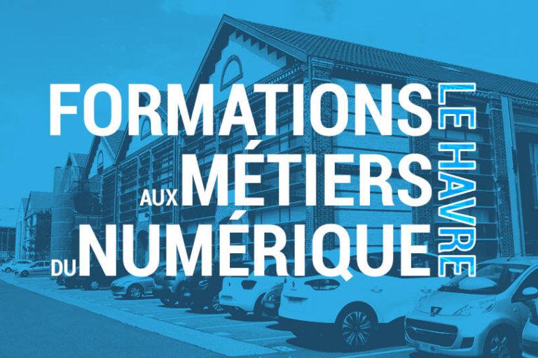 Formation Le Havre au numérique