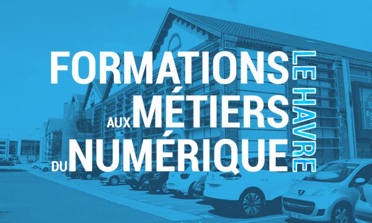 Formation Le Havre dans les métiers du numérique