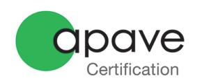Apave Certification pour formation DPO La Manu