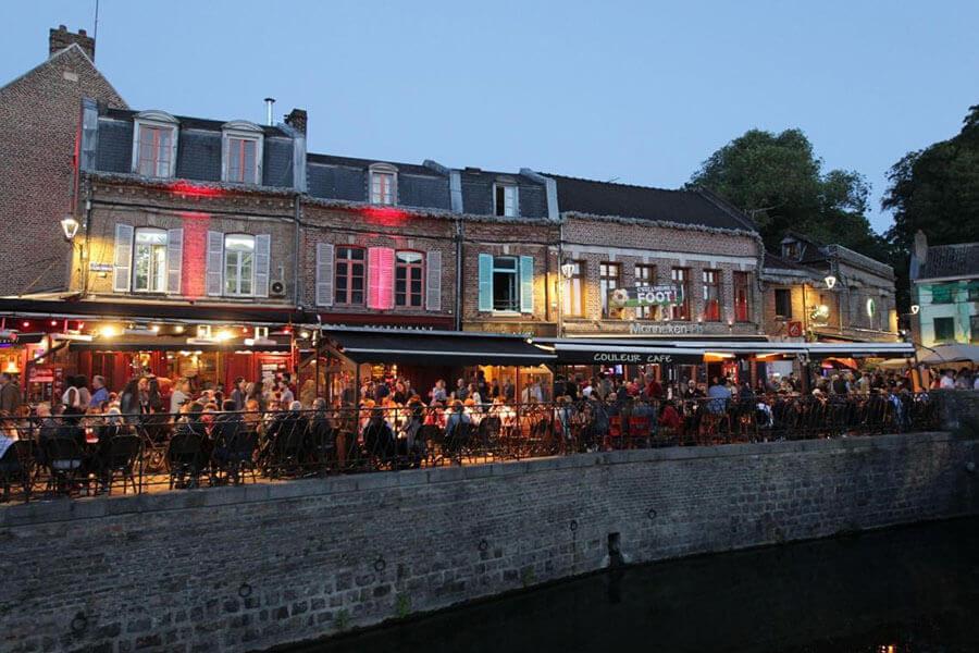 Bar et Restaurant à Amiens