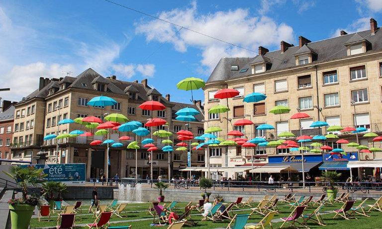 Faire ses études à Amiens ville étudiante