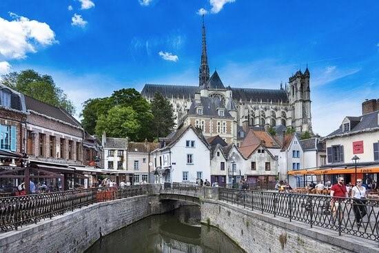 Quartier de la Cathedrale Notre-Dame d'Amiens