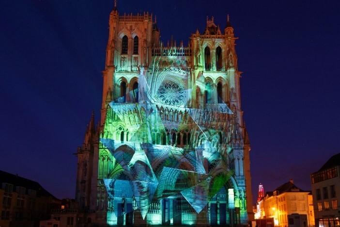 Cathédrale Notre-Dame à Amiens