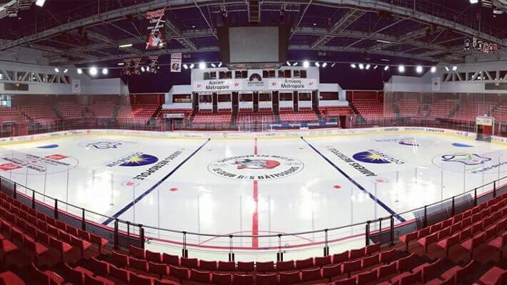 Clud de hockey sur glace Amiens Les Gothiques