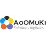 Logo Aoomuki - solution digitales