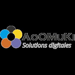 Logo Aoomuki - solution digitales