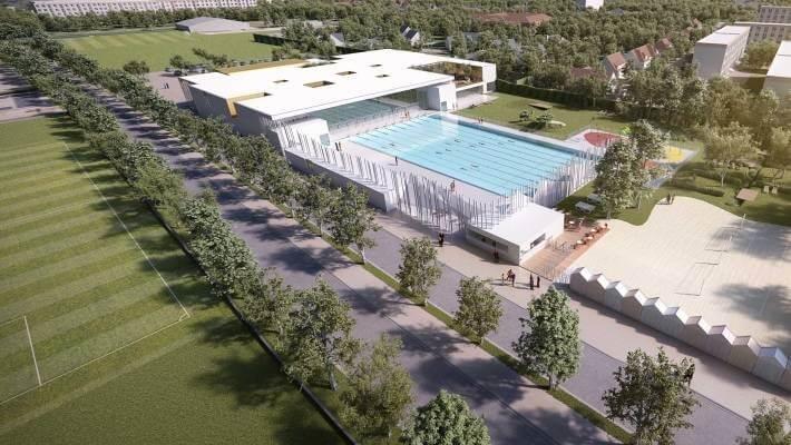 Piscine - centre aquatique Amiens