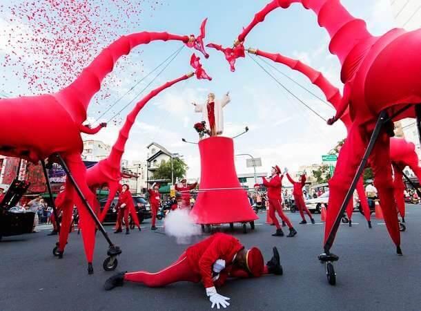 Festival et Cirque Jules Verne