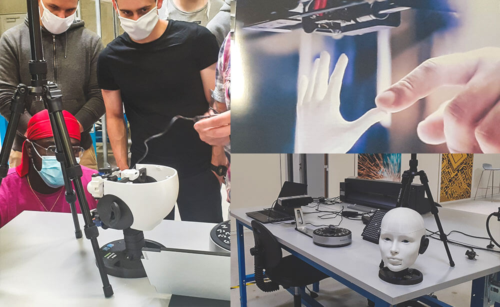 Robotique à l'espace numérique de Noyon - Compiègne