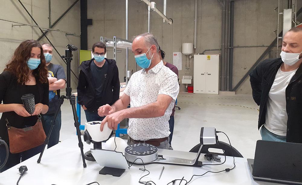 Robot makerspace numérique de Noyon