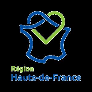Région Hauts-de-France logo