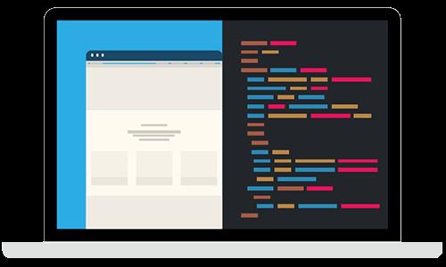 Développement web et webdesign d'un site