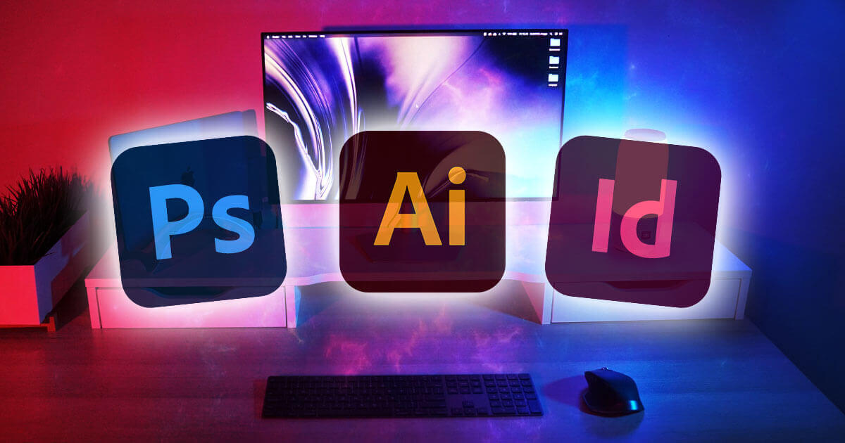 Formation PAO avec Photoshop Illustrator et Indesign