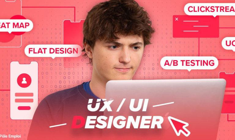 Métier et formation pour devenir UX / UI designer avec Micode