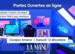 Portes Ouvertes à l'école du numérique d'Amiens