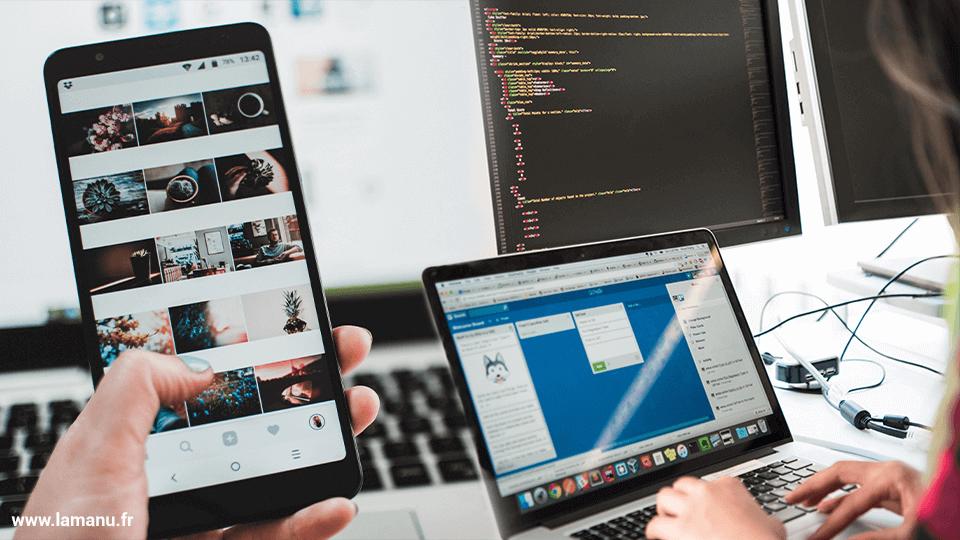 Formation numérique après un plan de sauvegarde pour l'emploi PSE