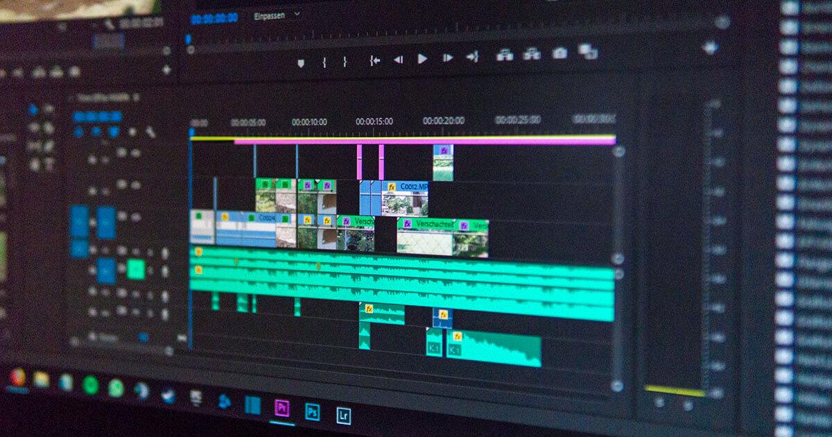 Formation pour créer une vidéo promotionnelle avec Premiere Pro et After Effects
